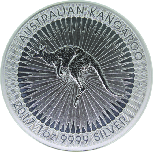 1 Dollar 2017 Känguruh Perth Mint