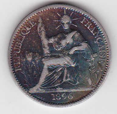50 Centimes 1896