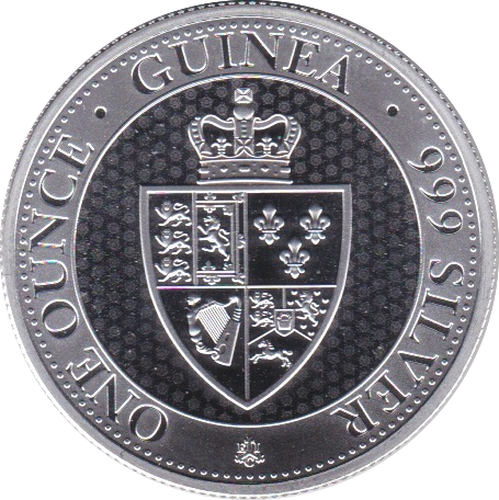 1 Pfund 2019 Spade Guinea - The East India Company