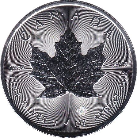 5 Dollar 2020 Maple Leaf